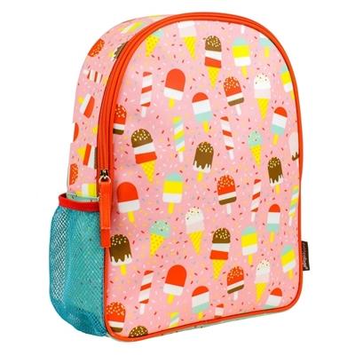 dbcbc00356659 Petit Collage Plecak Ekologiczny Lody