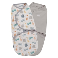 SwaddleMe Otulacz Etap 2 S/M Jungle