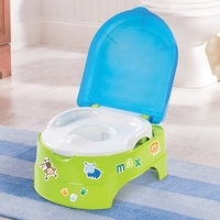 Summer Infant Nocnik 3w1 Zielony 11406