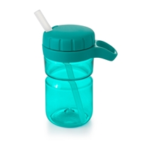 OXO Bidon ze Słomką 2+ Teal 350 ml
