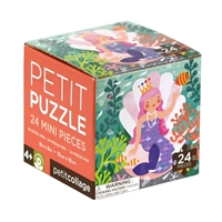 Petit Collage Puzzle Mini Syrenka