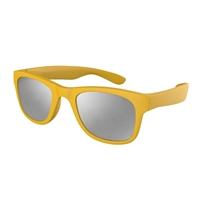 KOOLSUN Okulary WAVE Golden Rod 1-5 lat