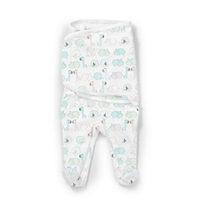 SwaddleMe Otulacz Footsie Etap 2 S Jungle